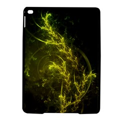 Beautiful Emerald Fairy Ferns in a Fractal Forest iPad Air 2 Hardshell Cases