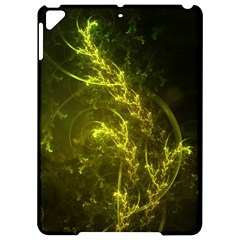 Beautiful Emerald Fairy Ferns In A Fractal Forest Apple Ipad Pro 9 7   Hardshell Case