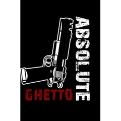 Absolute ghetto 5.5  x 8.5  Notebooks