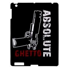Absolute ghetto Apple iPad 3/4 Hardshell Case
