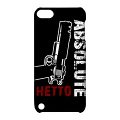 Absolute ghetto Apple iPod Touch 5 Hardshell Case with Stand