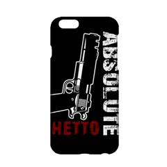 Absolute ghetto Apple iPhone 6/6S Hardshell Case