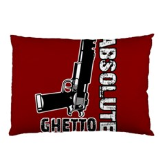 Absolute ghetto Pillow Case (Two Sides)