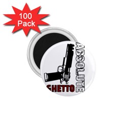 Absolute ghetto 1.75  Magnets (100 pack)