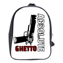 Absolute ghetto School Bags(Large)