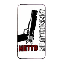 Absolute ghetto Apple iPhone 4/4s Seamless Case (Black)