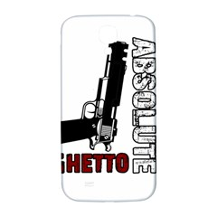 Absolute ghetto Samsung Galaxy S4 I9500/I9505  Hardshell Back Case