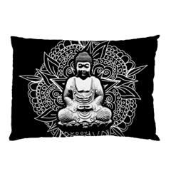 Ornate Buddha Pillow Case