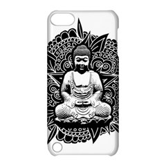 Ornate Buddha Apple iPod Touch 5 Hardshell Case with Stand