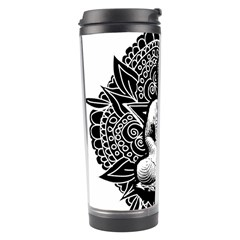 Ornate Buddha Travel Tumbler