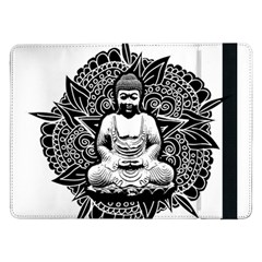 Ornate Buddha Samsung Galaxy Tab Pro 12.2  Flip Case