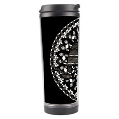 Ornate mandala elephant  Travel Tumbler