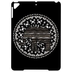 Ornate Mandala Elephant  Apple Ipad Pro 9 7   Hardshell Case