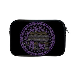 Ornate Mandala Elephant  Apple Macbook Pro 13  Zipper Case