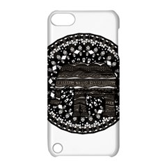 Ornate mandala elephant  Apple iPod Touch 5 Hardshell Case with Stand