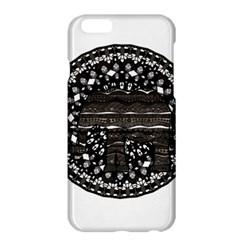 Ornate mandala elephant  Apple iPhone 6 Plus/6S Plus Hardshell Case