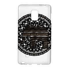Ornate mandala elephant  Galaxy Note Edge