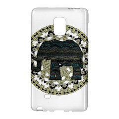 Ornate mandala elephant  Galaxy Note Edge