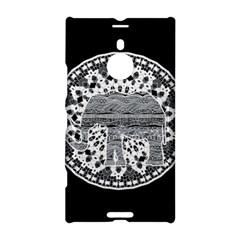 Ornate mandala elephant  Nokia Lumia 1520