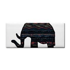 Ornate mandala elephant  Cosmetic Storage Cases