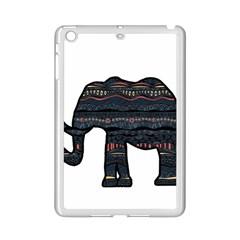 Ornate Mandala Elephant  Ipad Mini 2 Enamel Coated Cases