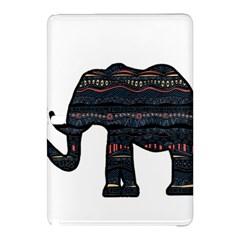 Ornate mandala elephant  Samsung Galaxy Tab Pro 10.1 Hardshell Case