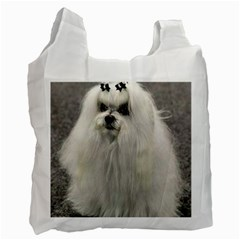 Maltese 2 Recycle Bag (One Side)