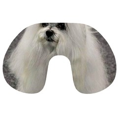 Maltese 2 Travel Neck Pillows