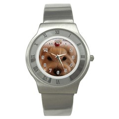 Maltese 3 Stainless Steel Watch