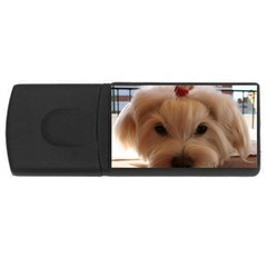 Maltese 3 USB Flash Drive Rectangular (4 GB)