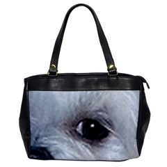 Maltese Eyes Office Handbags