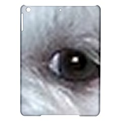 Maltese Eyes iPad Air Hardshell Cases