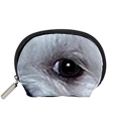 Maltese Eyes Accessory Pouches (Small)
