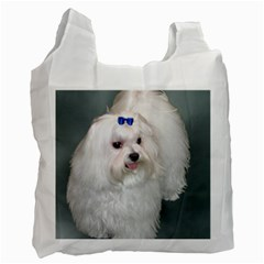 Maltese Full 2 Recycle Bag (Two Side)