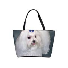 Maltese Full 2 Shoulder Handbags