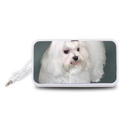Maltese Full 2 Portable Speaker (White)