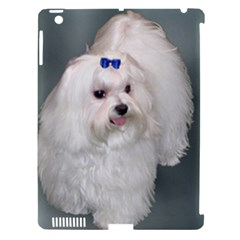 Maltese Full 2 Apple iPad 3/4 Hardshell Case (Compatible with Smart Cover)