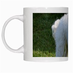 Maltese Full White Mugs