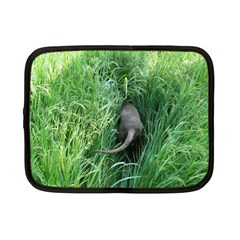 Weim In The Grass Netbook Case (Small)