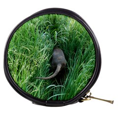 Weim In The Grass Mini Makeup Bags