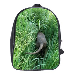 Weim In The Grass School Bags(Large)