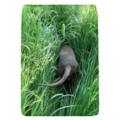 Weim In The Grass Flap Covers (S)