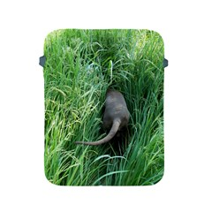 Weim In The Grass Apple iPad 2/3/4 Protective Soft Cases