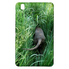 Weim In The Grass Samsung Galaxy Tab Pro 8.4 Hardshell Case