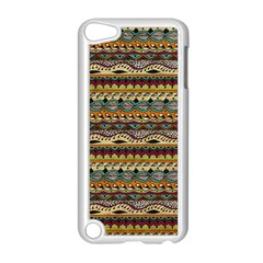 Aztec Pattern Apple Ipod Touch 5 Case (white)