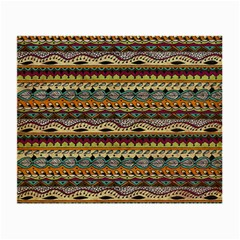 Aztec Pattern Small Glasses Cloth