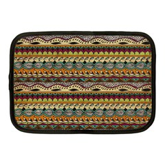 Aztec Pattern Netbook Case (medium)