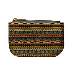 Aztec Pattern Mini Coin Purses