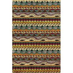 Aztec Pattern 5 5  X 8 5  Notebooks