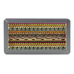 Aztec Pattern Memory Card Reader (mini)